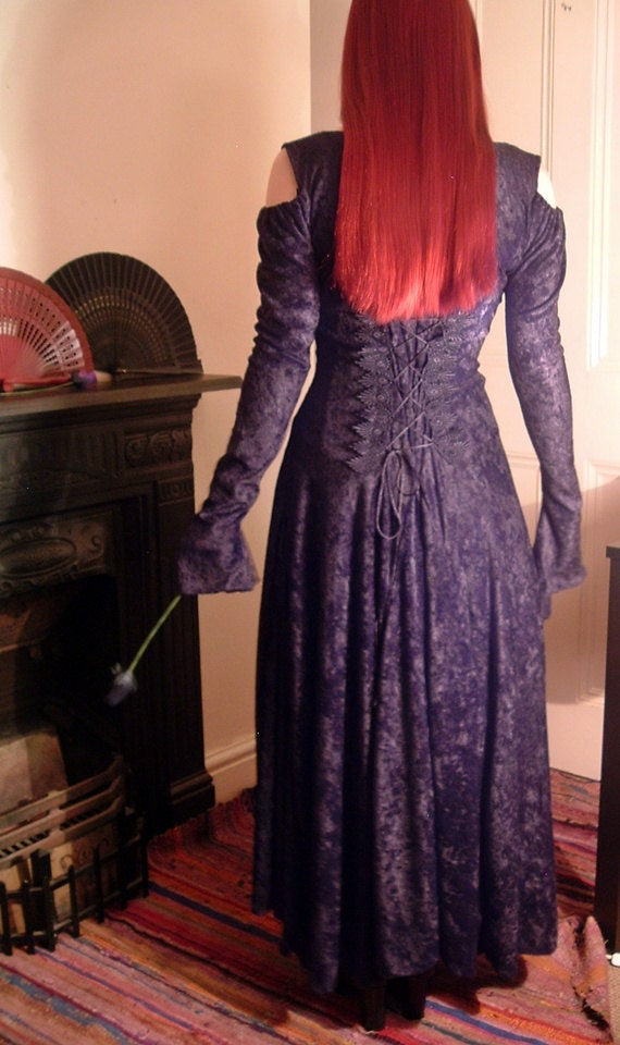 Gothic larp Dress