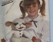Shari Lewis Lambchop puppet S7989