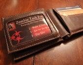 Zombie Task force - Keeping the dead DEAD - Membership Card