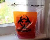 Biohazard Bag - Infectious - Zombie Disposal