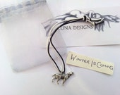 Winter Is Coming  Game of Thrones  House Stark bracelet