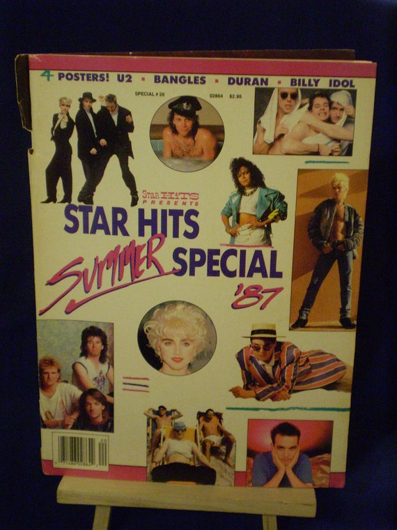 HOLD for Peter: Star Hits Magazine Summer Special 1987