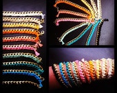 Woven Chain Bracelets - Friendship Bracelets