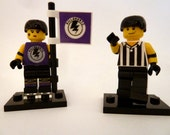 Custom Roller Derby Minifigure - made just for you from LEGO parts