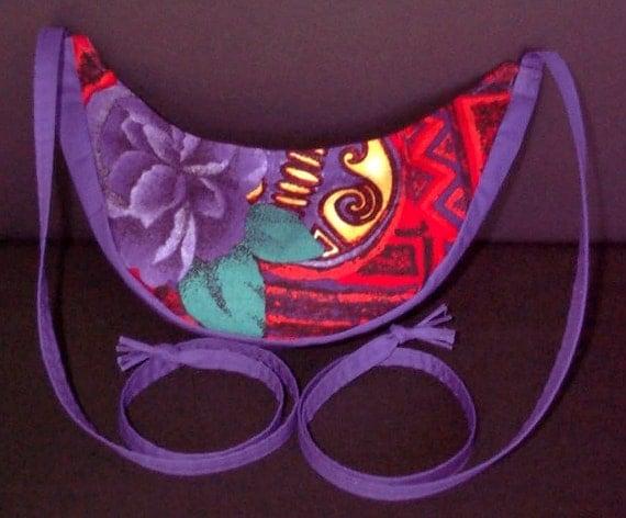 Novelty Bag - Fanny Pack or Shoulder Bag - The Knotty Girl