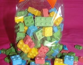 Lego Party Candy Blocks/ Small Bag 1 lb