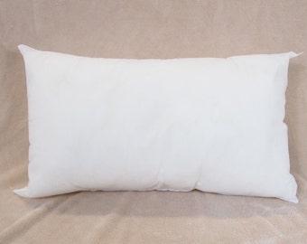 12x16 Pillow Form Insert for Craft / Throw Pillow Shams