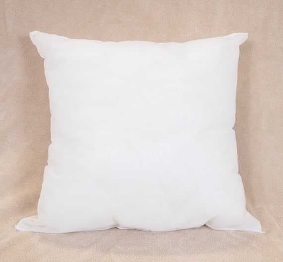 Throw Pillow Inserts 16 X 16 : 16x16 Pillow Form Insert for Craft / Throw Pillow Shams from peteuga on Etsy Studio