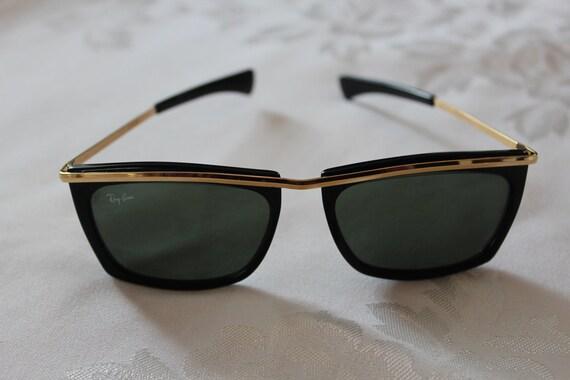 Vintage Hollywood Wayfarer Ray Ban Sunglasses