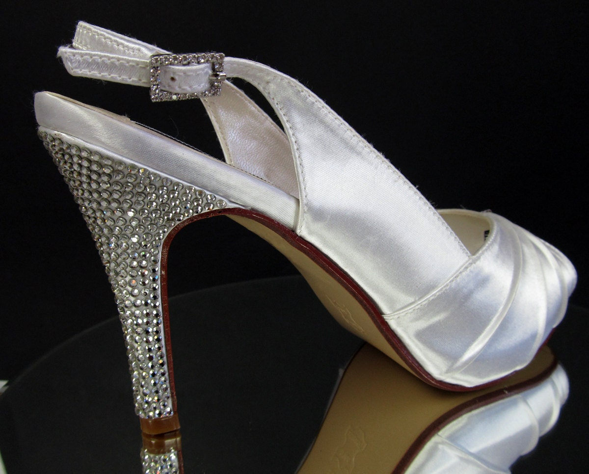 Swarovski Crystals Weding Shoes 010 - Swarovski Crystals Weding Shoes