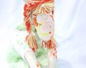 Ryzhulka rag toy horse