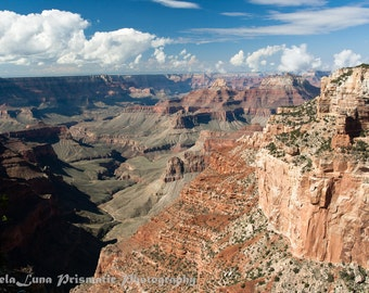 SALE Grand Canyon North Rim Landscape Photography, USA National Parks, Classic US Landmarks, Nature Photography, Canyon Art Grand Canyon