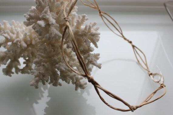 Blank Base Wreath DIY Wedding Garland, Woodland, Head wreath base, Whimsy, Garden, Bride.