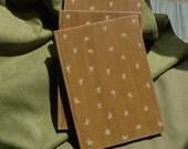 Blank book bound notebook, altered art supply, a password login book, address book, gratitude journal, prayer journal, scrapbook, or diary.