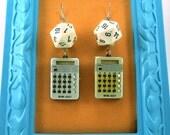 E18 - Untapped Potential earrings