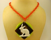 N24 -  Hot Cross Buns necklace