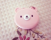 Pink Bear Measuring Tape