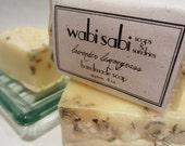 Lavender Lemongrass Handmade Soap