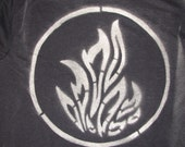 The Hunger Games District Seal or Divergent Faction T-Shirt