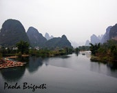 China Photography Travel Photography Karst Formations Yangshuo China