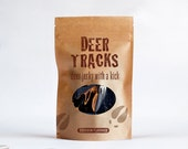 Deer Tracks Bourbon Flavored Jerky 4 oz. Resealable Bag