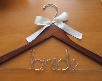 Bride Hanger - Hanger - Wedding Hanger