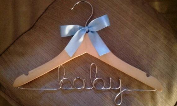 """Baby Hanger - """"baby"""""""