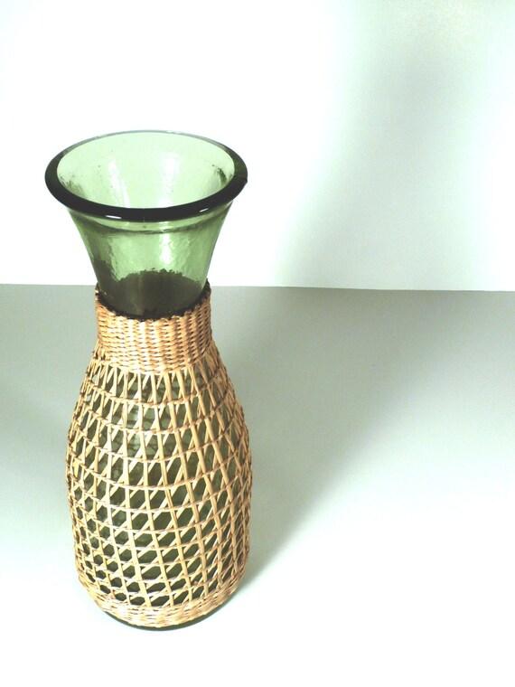 Vintage Glass Pitcher/Carafe