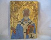 Made in Greece Religious Icon Plaque