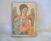 Made in Germany Icon St. Michael Archangel Angel