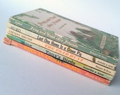 5 Vintage I Can Read Books for Children