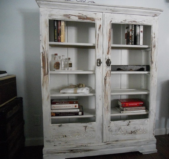Items Similar To Antique Pie Safe Storage Cabinet On Etsy