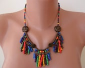 Colorful Necklace - Speacial Design