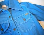 Toughskins Denim Shirt/Jacket (Size 8)