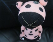 Hand Made Funky Sheep Loveable Sock Toy
