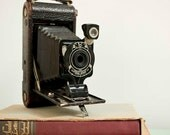 Vintage Kodak No.1-a Autographic Kodak Jr. - 1914-1927 - Great Condition