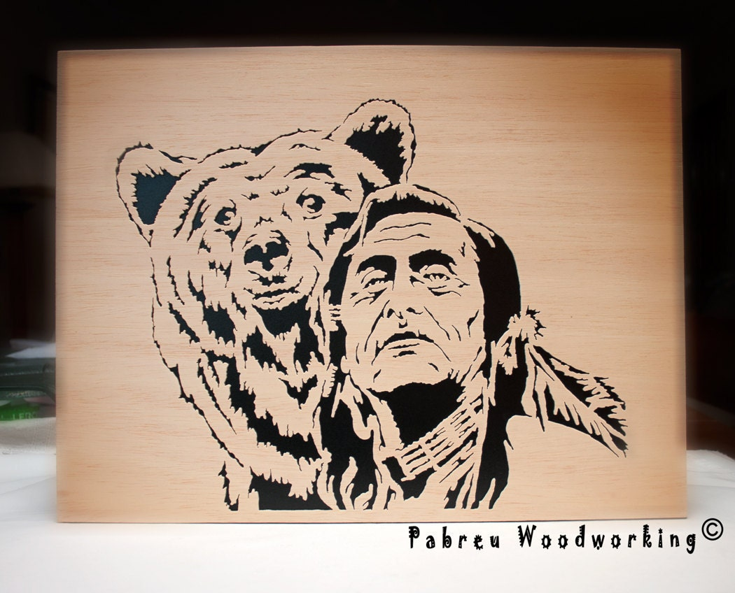 Creating Photo Patterns - Scroll Saw Woodworking & Crafts