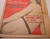 February 12, 1973 National Bulletin Mature Pulp Tabloid