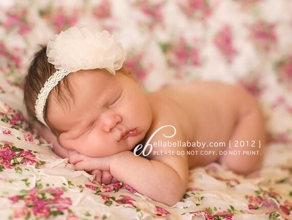 Baby Girl Headbands - Baby Headbands - Newborn Headbands - Infant headband - Toddler Headband - Baby Girl Headband