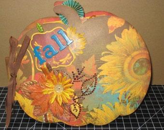 Fall Themed Mini Album