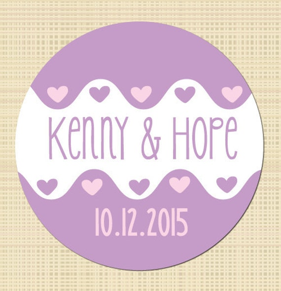 wedding stickers for favors custom wedding labels save the date