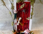 Sweet Tiny Treats Faerie Door, only 1 available