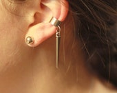 Single Spike Ear Cuff