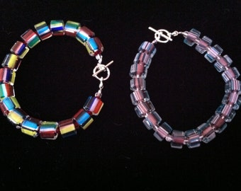 Color Drum Bracelets