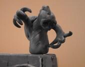 Dedi Unique Gargoyle Creature Handmade OOAK Polyclay