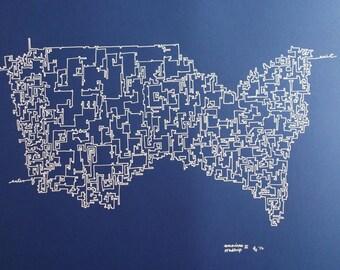 American Roadtrip II  2012