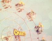 8 x 8 Print - Sweet Ride in Wonderland / Melbourne Australia / Fine Art Photography / Wall Art / Home Decor