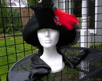 Ladies Pirate Hat
