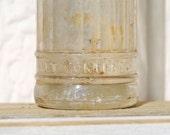 "old sodapop bottle: ""Takatani"" soda bottle from Hawaii - shabby-chic vase"