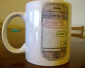 Reading Between The Texts: THE MUG